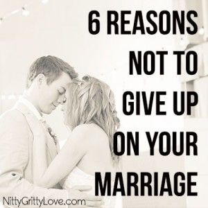 How to have a healthy marriage