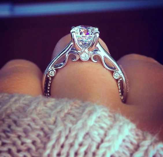 Womens Wedding Ring Wraps 13 Fancy
