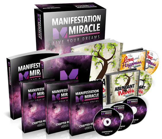 manifestation miracle program only for you