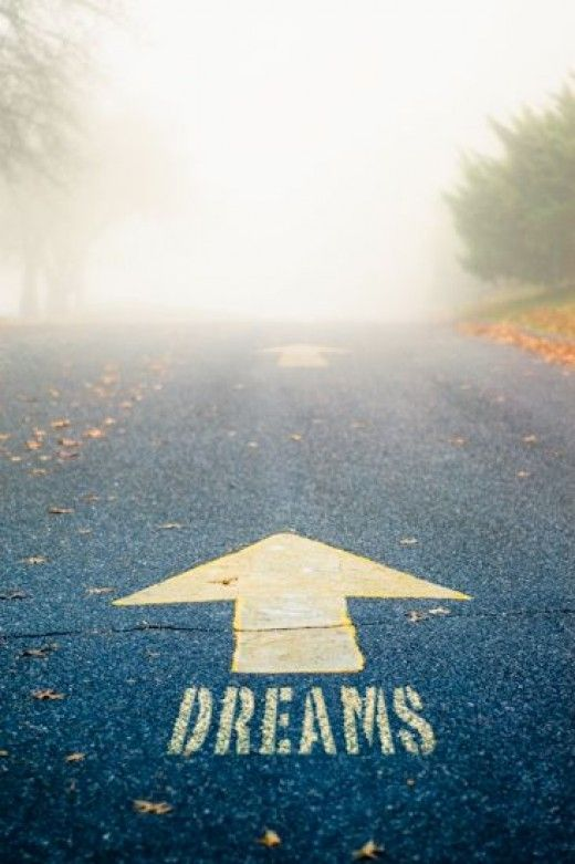 Why You Should Never Give Up On Your Dreams