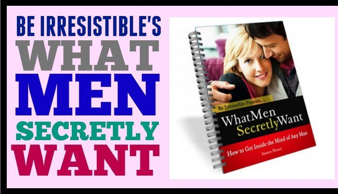 What men secretly want review facts most women never knew the respect principle by james bauer fandeluxe Images