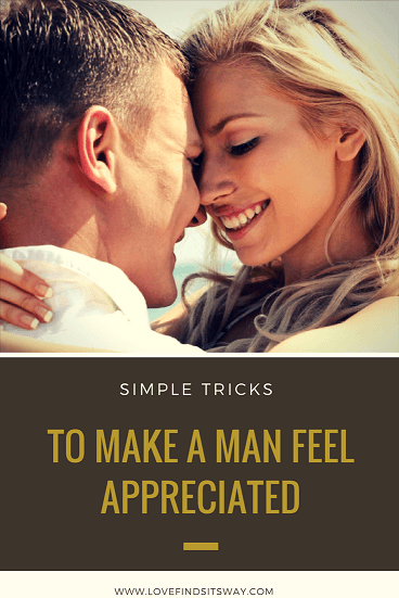 how-to-make-a-man-feel-appreciated