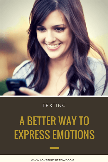 texting-a-better-way-to-expression-emotions