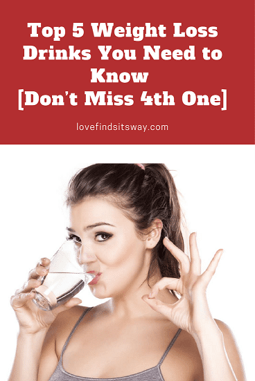 top-5-weight-loss-drinks-you-need-to-know