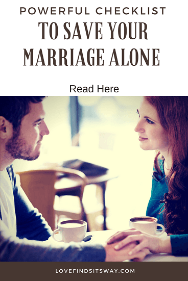 how-to-save-your-marriage-alone