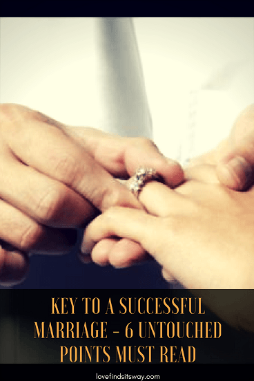Key-To-a-Successful-Marriage-6-Untouched-Points-Must-Read