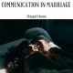 How to Communicate Better With Your Spouse – (I Urge You To Read This)