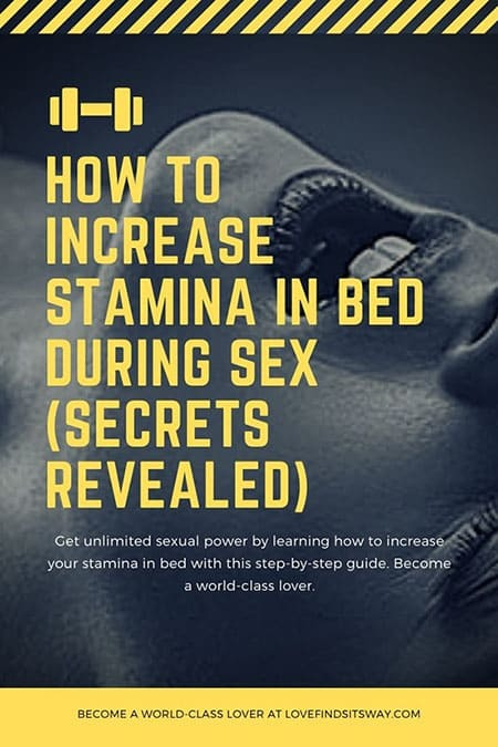 How to increase stamina in bed during sex - Stamina Secrets