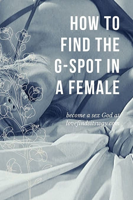 How to find the G-Spot in a female. How to find her G-Spot