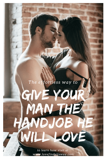 Join told the key to giving a handjob sorry