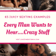 65 Sexting Examples To Attract Men Like Crazy (Really Juicy Stuff)