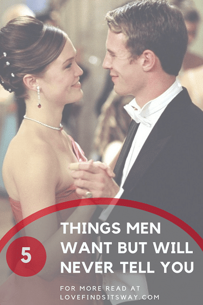 What a Guy Wants From You (5 Principles Every Women Must Know)