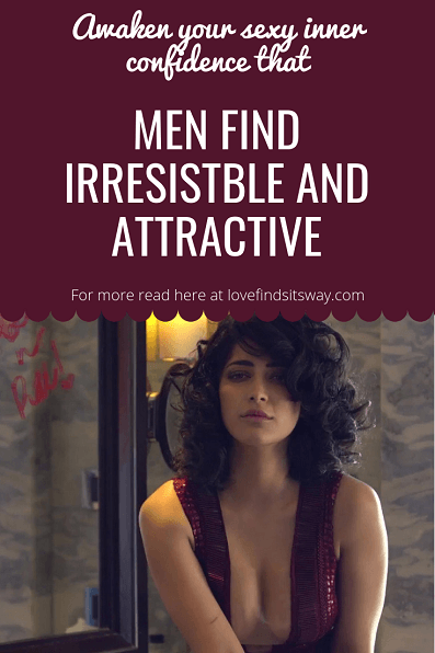 Do you feel somewhere in your heart that your man is losing interest in you? Do you find yourself constantly comparing to other women? Do you wonder how some women very easily keep their men interested for lifelong? After all this, you must be wondering how to awaken the sexy inner confidence that men find irresistible? #sexyinnerconfidence #whatmenfindirresistible #whatmenfindattractiveinwomen