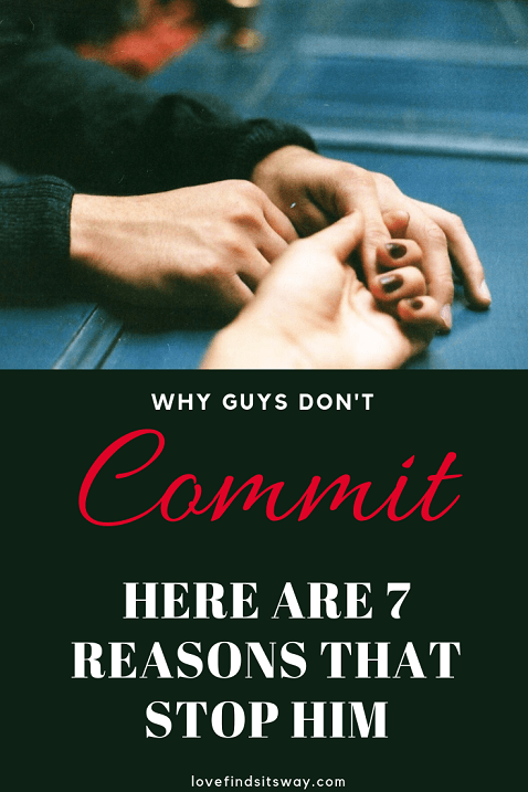 why he won t commit