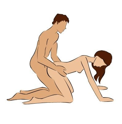 Classic-Doggy-Style-Sex-Position-Good-For-Married-Couples