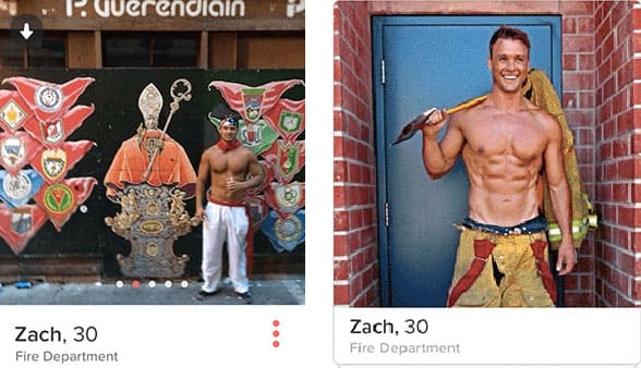 Tinder - Good and bad tinder profile pictures examples