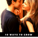 10 Ways Grow Closer To Your Partner And Build a Happy Relationship