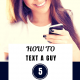 How To Text a Guy (5 Texting Rules Every Woman Must Master)
